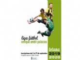 """Permanecen abiertas las inscripciones para participar en la nueva temporada de la Liga de Fútbol """"Enrique Ambit Palacios"""" para la temporada 2019/20"""