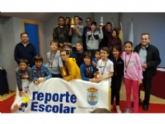 """La Fase Local de Ajedrez de Deporte Escolar, organizada por la Concejalía de Deportes, tuvo lugar en el Pabellón de Deportes """"Manolo Ibáñez"""", con la participación de 48 escolares"""