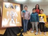 Vídeo. Wilson Xavier Gavilanes y Kiara María López Voduta, ambos del Colegio La Milagrosa; Musa y don Carnal infantiles del Carnaval de este año 2020