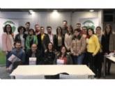 El municipio de Totana aporta, a través de la concejala de Juventud, sus propuestas al Plan de Juventud de la Región de Murcia 2019-2023