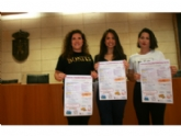 VÍDEO. Se presenta el programa 'Verano Polideportivo´2018', que incluye Campus de Verano y actividades para adultos del 9 de junio al 2 de septiembre en el Polideportivo y el Complejo 'Guadalentín'
