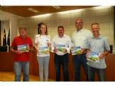 """Vídeo. La publicación """"Sierra Espuña, paso a paso"""", de los montañeros Ángel Ortiz y Andrés García Lara, promueve el conocimiento del Parque Regional y el fomento sostenible del turismo"""