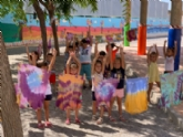 """Unos 150 niños y niñas han pasado por la Escuela Municipal de Verano que promueve """"El Candil"""", un servicio de conciliación de la vida laboral y familiar durante las vacaciones"""