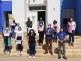 Autoridades locales clausuran la formación ocupacional de 'Imagen Personal' llevada a cabo en el marco del programa 'Haciendo Comunidad' que desarrolla el Colectivo 'El Candil