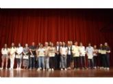 VÍDEO. Se entregan los II Premios de Excelencia Académica del curso 2016/2017 a los alumnos de los centros educativos de Educación Secundaria de Totana