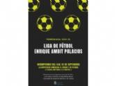 La Concejalía de Deportes pondrá en marcha la nueva temporada de la Liga de Fútbol 'Enrique Ambit Palacios' 2021/22 con la apertura de inscripciones a partir del 6 de septiembre