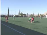 """Comienza la Liga de Fútbol """"Enrique Ambit Palacios"""", organizada por la Concejalía de Deportes, con la participación esta temporada 2019/20 de un total de 14 equipos"""