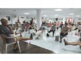 La Concejalía de Deportes pone en marcha el programa de Gimnasia en los Centros Municipales de Personas Mayores de Totana y El Paretón