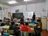 El Servicio Municipal de Absentismo Escolar inicia una ronda de charlas informativas dirigidas a alumnos de Educación Primaria y padres de Secundaria
