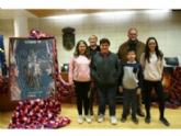 """Vídeo. Vicente Martínez López e Isabel Cánovas López, ambos del CEIP """"San José""""; Musa y Don Carnal infantiles del Carnaval de este año 2019"""