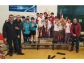 """La Fase Local de """"Jugando al Atletismo"""" de Deporte Escolar, organizada por la Concejalía de Deportes, contó con la participación de 91 escolares de los diferentes centros de enseñanza"""