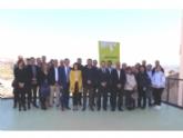 Técnicos municipales de Totana asisten a la presentación, en Cehegín, del programa de actividades de la Red Puntopyme para el año 2020