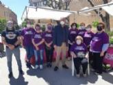 Autoridades locales apoyan las reivindicaciones sociosanitarias de las enfermas con motivo del Día Internacional de la Fibromialgia y del Síndrome de Fatiga Crónica