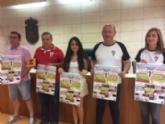 """VÍDEO. El Complejo Deportivo """"Valle del Guadalentín"""" de El Paretón acoge el III Torneo Olímpico de Totana durante los próximos tres fines de semana, en categorías de féminas y fútbol de base"""
