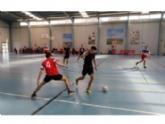 El Polideportivo Municipal '6 de Diciembre' y la Sala Escolar acogieron la Fase Intermunicipal de Fútbol Sala de Deporte Escolar