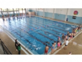 Un total de 405 escolares participan en la Jornada Acuática Escolar, organizada la semana pasada por la Concejalía de Deportes y el Centro Deportivo MOVE