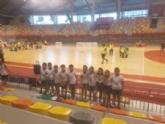 El Colegio Reina Sofía participó en la Final Regional de Jugando al Atletismo benjamín de Deporte Escolar, celebrada en Cartagena