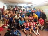 La Concejalía de Deportes felicita al Olímpico de Totana por la salvación matemática de la categoría en el grupo XIII de la Tercera División, a falta de una jornada