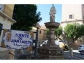 El Consejo de Gobierno regional autoriza un gasto de caso 60.000 euros para las obras de rehabilitación de la Fuente Juan de Uzeta de Totana
