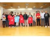 Vídeo. Las bases de los clubes de fútbol y fútbol-sala de Totana promocionan en sus prendas deportivas el yacimiento de La Bastida para dar visibilidad el parque arqueológico