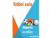 La Fase Local de Multideporte y Fútbol Sala de Deporte Escolar, organizada por la Concejalía de Deportes, finaliza esta semana con la celebración de las finales y entrega de trofeos