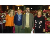 Más de 600 alumnos de cinco institutos de Totana y Alhama participan en la conferencia sobre edición genética del profesor Lluís Montoliú, organizada por la Consejería y el Centro de Estudios Médicos