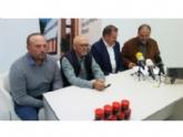 Vídeo. Suscriben otro contrato para la cesión de dependencias del Vivero de Empresas a una empresa que comercializará pimentón dulce