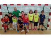 Comienza la Fase Local de Multideporte Benjamín de Deporte Escolar, organizada por la Concejalía de Deportes y los centros de enseñanza de Totana