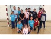 El próximo viernes 18 de mayo finaliza la Fase Local de Balonmano de Deporte Escolar, con las finales y entrega de trofeos en el Pabellón de Deportes 'Manolo Ibáñez'