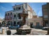 Se aprueba el pliego para licitar el contrato de las obras de rehabilitación de la Fuente Juan de Uzeta y su entorno, en la plaza de la Constitución