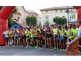 """La Carrera Popular 'Fiestas de Santiago"""", organizada por la Concejalía de Deportes, contó con la participación de un total de 226 atletas"""