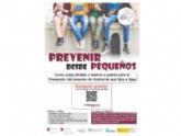 """Abierta la inscripción del Curso """"Prevenir desde pequeños', una acción formativa dirigida a padres para prevenir el consumo de alcohol de los hijos"""