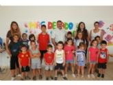 """VÍDEO. Un total de 13 niños participan en la Escuela de Verano """"Imperdible en Vacaciones"""" que organiza en el Local Social del barrio Tirol-Camilleri, por vez primera, la Asociación """"Imperdible Social"""""""