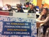 Las VII Jornadas de Formación sobre Discapacidad Física y Orgánica abordan en Totana los estereotipos y la desinformación de esta realidad sociosanitaria