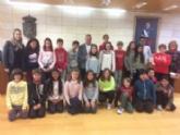 Comienzan las visitas escolares al Ayuntamiento de Totana con el fin de dar a conocer el funcionamiento de los servicios y las dependencias del Consistorio a alumnos de Educación Primaria