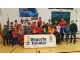 El Pabellón Municipal de Deportes 'Manolo Ibáñez' acoge la Fase Local de Tenis de Mesa de Deporte Escolar, organizada por la Concejalía de Deportes