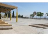 """Esta semana comienzan las obras para cubrir 720 metros cuadrados de pista polideportiva en el Colegio de Educación Infantil y Primaria """"San José"""""""