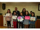Se entregan los premios del XIV Concurso de Dibujo organizado con motivo del Día de los Derechos del Niñ@´2017