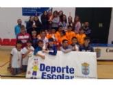 El Pabellón de Deportes 'Manolo Ibáñez' acogió la Fase Local de Tenis de Mesa de Deporte Escolar, organizada por la Concejalía de Deportes, donde participaron 69 escolares
