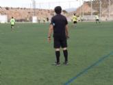 Suscriben un convenio con la Asociación de Árbitros de Totana para la cesión de instalaciones municipales encaminado a la realización de la Liga Local de Fútbol Sala