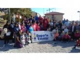 Un total de 114 escolares participaron en la Fase Local de Orientación de Deporte Escolar, organizada por la Concejalía de Deportes y el Club de Orientación