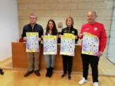"""Vídeo. La Ciudad Deportiva """"Valverde Reina"""" acogerá el próximo 1 de mayo el I Torneo Fútbol Base Primavera, organizado por el Club Fútbol Base Totana"""