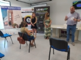 La Asociación Guadalentín Emprende celebra la jornada formativa 'Venta sin frenos' en el Vivero de Empresas de Totana