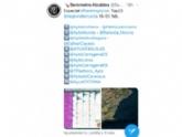 El perfil corporativo del Ayuntamiento de Totana @AyuntTotana en la red social Twitter entra en el TOP-10 de mayor difusión y más influyentes de entidades locales de la Región de Murcia