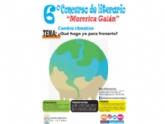 """Se convoca el VI Concurso Literario """"Morerica Galán"""" dirigido a escolares de Educación Primaria y de la ESO en las modalidades de cuento y poesía, respectivamente"""