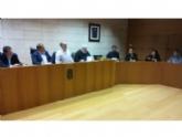 El Ayuntamiento acoge la Junta de Gobierno de la Mancomunidad Turística de Sierra Espuña para abordar asuntos de interés general que afectan a este órgano de promoción del parque regional