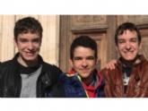 Educación felicita a los tres alumnos del IES Juan de la Cierva que tan magnífico resultado han obtenido en la Olimpiada de Física de la Región, y representarán a Murcia en la Nacional