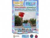 El Ayuntamiento y AELIP promueven mañana 29 de mayo (11:00 horas), en el recinto ferial, el Salto Acrobático de la Patrulla PAPEA con motivo del Día Mundial de las Lipodistrofias