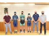 Vídeo. Tres ciclistas totaneros competirán con la Selección Murciana en el Campeonato de España Escolar de MTB, que se celebra del 16 al 18 de julio en Madrid