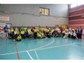 Mazarrón acoge el I Encuentro Deportivo Intercentros para personas con discapacidad intelectual en el que participa el Centro de Día 'José Moyá Trilla' de Totana